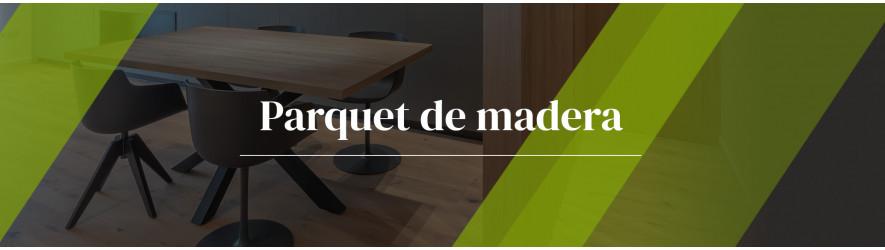 Parquet Llobregat te presenta su catálogo de parquets de madera natural