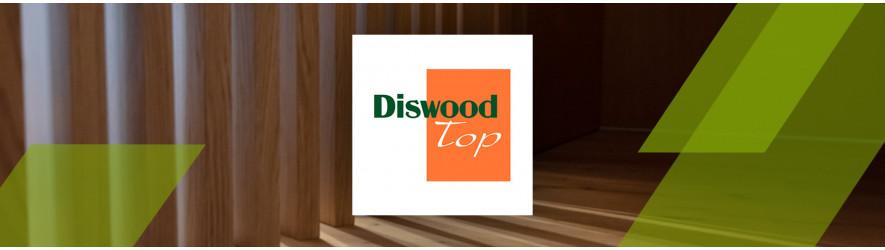 Parquet de madera Disfloor Top 3 Lamas
