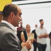 El pasado 9 de octubre nuestro Gerente, Ángel Nevado, dio una charla sobre cómo garantizar una buena experiencia al usuario final en la compra i colocación de un pavimento laminado #Finfloor en el Museu del Disseny de Barcelona. #parquetllobregat #parquet #parquetbarcelona #diseño #diseñodeinteriores #design #museudeldissenybarcelona